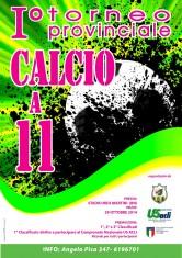 I torneo calcio a 11
